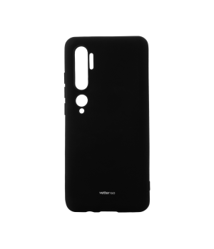 Xiaomi Mi Note 10, Vetter GO, Soft Touch, Black