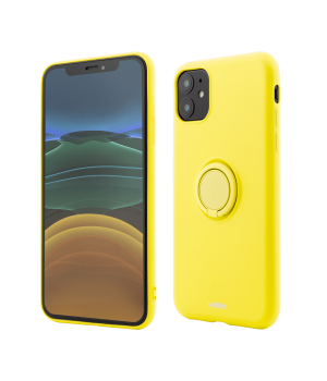 iPhone 11, Soft Pro with Magnetic iStand, Yellow