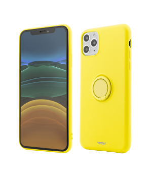 iPhone 11 Pro, Soft Pro with Magnetic iStand, Yellow