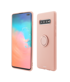 Samsung Galaxy S10 Plus, Soft Pro with Magnetic iStand, Pink