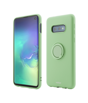 Samsung Galaxy S10e, Soft Pro with Magnetic iStand, Green