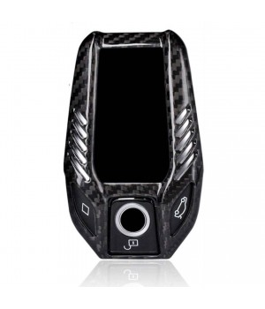 Case for BMW Display Key, made from Carbon, Glossy Black