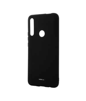 Huawei Y9 Prime (2019), Vetter GO, Soft Touch, Black