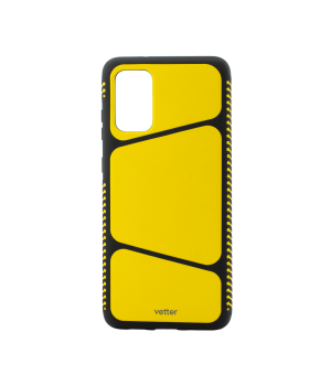 Samsung Galaxy S20 Plus, Smart Case, Anti-Shock, Combo Series, Yellow