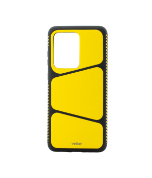 Samsung Galaxy S20 Ultra, Smart Case, Anti-Shock, Combo Series, Yellow